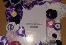 DIY photo frames / Frames for inspiration