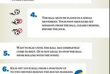Conocé el Footgolf / Reglas, infografías y datos sobre el footgolf