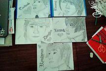 Retratos / Mis retratos!!*--*´