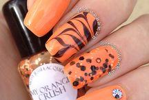 Nail Art Love / Any beautiful interesting work on finger nails