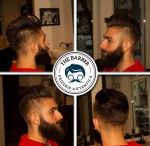 Haircuts and Beard /  Our clients will judge us by our photos, not our words
