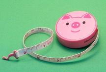 Piggy Measuring Tape