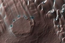 Martian Landscapes / Pictures of other planets and other outer space stuff. / by charley mccoy