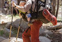 Backpacking with baby / by Karin Gasparotti