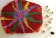Abstract Cells / Felt Making