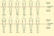 Cello body shape