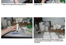 porcelaine tips