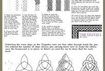 Celtic patterns
