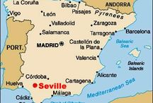 Seville Spain been there! / by M N
