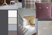 Tartan livingroom