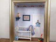 miniature baby room