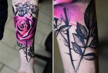 Inspirações tatto