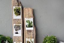 DIY Projects / Ideen & Inspiration für Daheim oder zum Verschenken