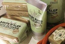 Skincare / Skin en bodycare. Producten op basis van olijfolie. Volledig natuurlijk en zonder chemische toevoegingen.