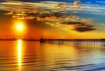 Sonnenuntergänge sind schön!!!