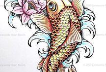 tattoos varios p/transferir.