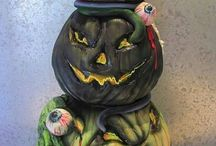 Halloween Trick or Treats / by Debbie Williams-Lounsbury