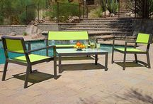 Sol Collection / Bring a splash of color and charm to your outdoor retreat with our new Sol Collection!