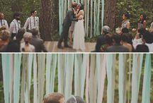 Katie's Wedding Alter