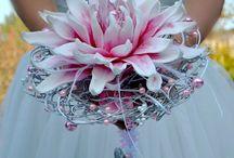 Floristry Wedding Glamelia/Rosamelia - Häät Rosamelia/Glamelia