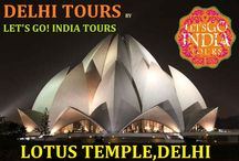 Some Interesting Facts about the Lotus Temple: / Ardishir Rustanpur of Hyderabad have been generous enough to donate his entire life savings to buy the plot for Lotus Temple to be constructed.  The architect, Fariborz Sahba, was approached in 1976, to construct the Lotus Temple. He later managed the fund in a way that he may also make a greenhouse, where plants and flowers were studied that would be ideal for planting within the premises.. READ MORE at http://letsgoindiatours.blogspot.in/2016/02/some-interesting-facts-about-lotus.html