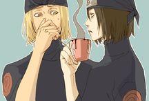 Genma and Hayate