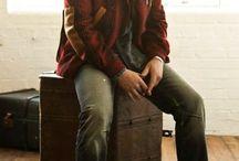 handsome men, nicely clothed, bearded / pěkní muži, pěkně oblečení, vousatí :)