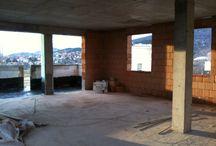Project 121 / Újépítésű penthouse lakás a tervezéstől a beköltözésig