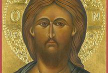 orthodox icons / religious icons
