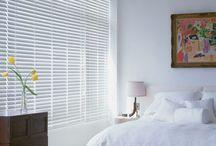 Window Treatment - Venetian blinds / Window covering