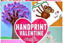 Valentine's Day Crafts & Recipes / Collection of Valentine's Day Crafts and Recipes