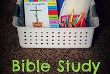 iKidmin:Teaching Kids to Study the Bible