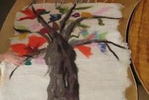 alkuopetus käsityöt/crafts to do at school