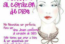 Mujer conforme al corazón de Dios