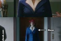 Cosplay - Peggy Carter