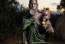 M U R S I Tribe / Africa