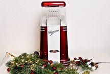 Perfektes Weihnachtsgeschenk: Popcorn-Maschine von Radbag