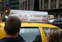 Terrific Taxi Tops / Showcasing taxi top advertising across the good 'ol US of A