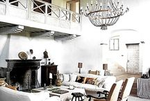 Provence sitting room