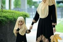 Hijab mom