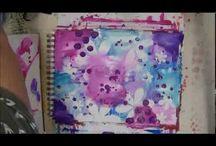 Art Journal/Kunsttagebuch