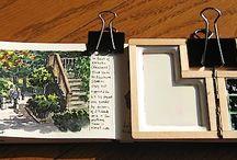 watercolor sketch kits