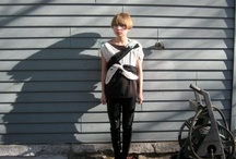 Tavi Gevinson / I just happen to love her quirky style!