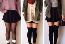 Outfits for school fall