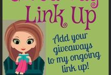 Blogger's Link Up Directory / Have a Giveaway or Social Media Link UP on your blog?   Add It Here -  Rules:  *This board is ONLY FOR LINK UPS - NOT giveaways!!! DO NOT POST GIVEAWAYS HERE - only your link ups please! *Make Sure to Visit the Others and Help Promote! *If you Add Yours - Visit and Share at least 3 please - a great way for us all to cross promote and help each other! *Want to join this Board?  Email me: MomLoves2Read@gmail.com