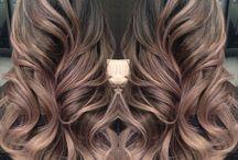 Hair •