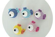 all kind of cute crochet