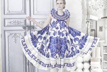 porcelain fashion