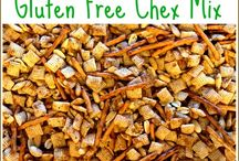 Gluten Free Snacks / by Colleen Owens
