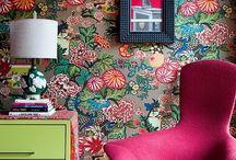 FLOWER POWER / Floral, color inspiration
